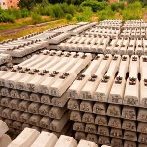 Шпалы железобетонные железнодорожные в Владивостоке